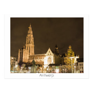Carte Postale Madame Cathedral