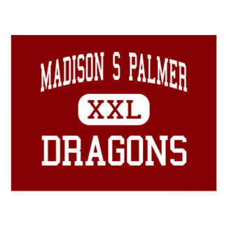 Carte Postale Madison S Palmer - dragons - bonnes notes