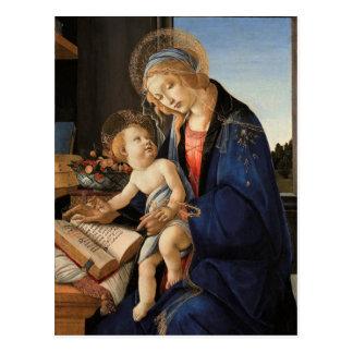 Carte Postale Madonna et enfant