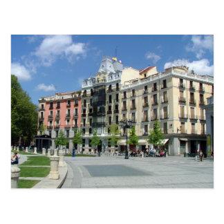 Carte Postale Madrid