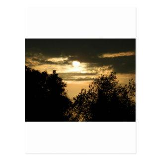 Carte Postale Mai la gloire de l'éclat de Dieu sur vous photo de