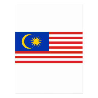 Carte Postale Malaysiaku