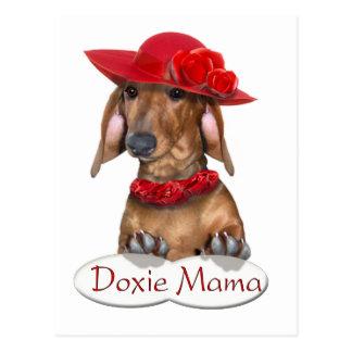 Carte Postale Maman de Doxy