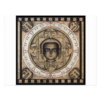 Carte Postale Mandala