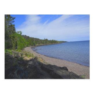 Carte Postale Manganèse du lac Supérieur, Duluth