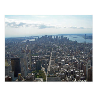 Carte Postale Manhattan du centre 002