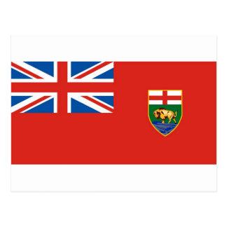 Carte Postale Manitoba