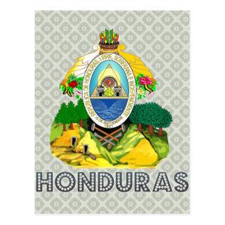 Carte Postale Manteau du Honduras des bras