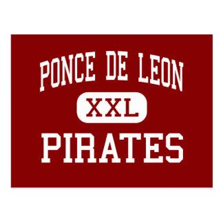 Carte Postale Maquereau De Léon - pirates - aîné - maquereau De