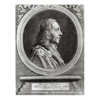 Carte Postale Marcello Malpighi a vieilli 67, 1694