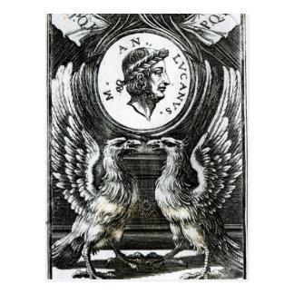Carte Postale Marcus Annaeus Lucanus