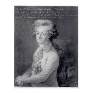 Carte Postale Maréchal Charles-Joseph Prince de Ligne