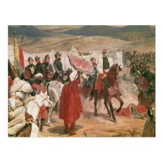 Carte Postale Maréchal Thomas Bugeaud et colonel Joseph