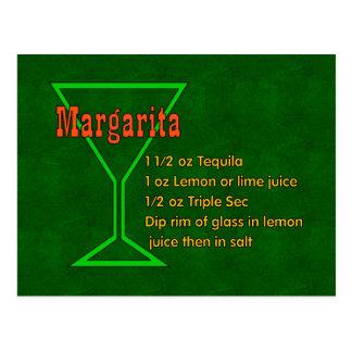 Carte Postale Margarita