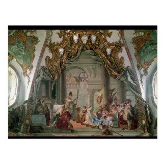 Carte Postale Mariage de Frederick I Barbarossa