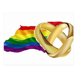 Carte Postale Mariage homosexuel
