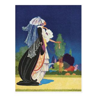 Carte Postale Marie Antoinette