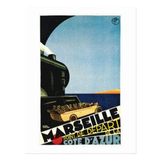 Carte Postale Marseille/Marseille - voyage de Cote D Azur France