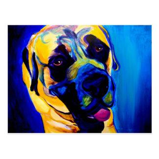 Carte Postale Mastiff #1