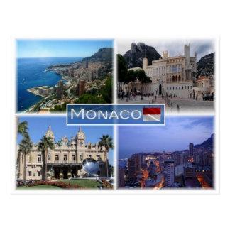 Carte Postale MC Monaco - Monte Carlo -