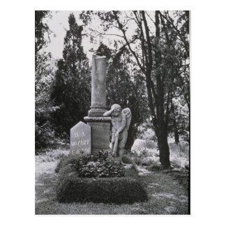 Carte Postale Mémorial à Wolfgang Amadeus Mozart