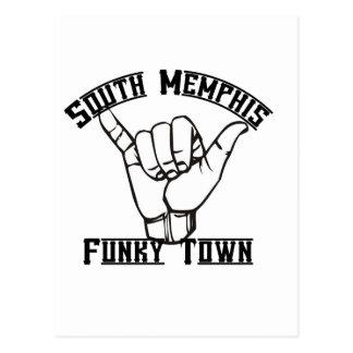 Carte Postale Memphis du sud