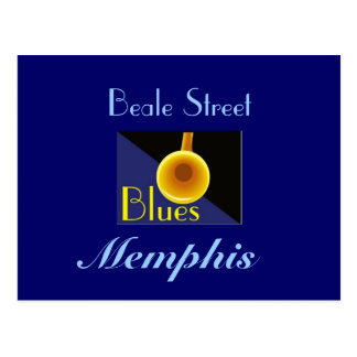 Carte Postale Memphis Tennessee