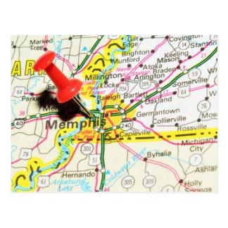 Carte Postale Memphis, Tennessee