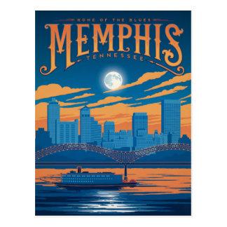 Carte Postale Memphis, TN