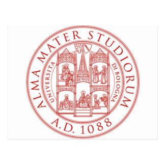Carte Postale Mère Studiorum d'Alma