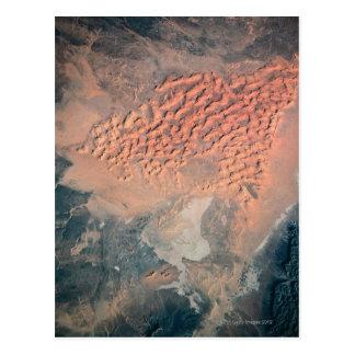 Carte Postale Mettez à la terre de l'espace 15