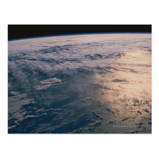 Carte Postale Mettez à la terre de l'espace 32