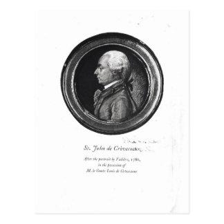 Carte Postale Michel-Guillaume-Jean de Crevecoeur