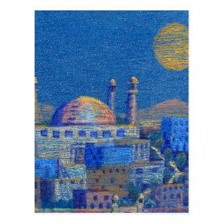 Carte Postale Mille et une nuits