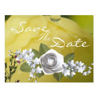 Carte Postale Miniture Rosebud