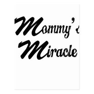 Carte Postale miracle