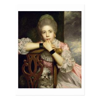 Carte Postale Mme Abington comme Mlle Prue dans amour de