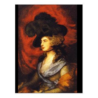 Carte Postale Mme Siddons', Thomas_Portraits