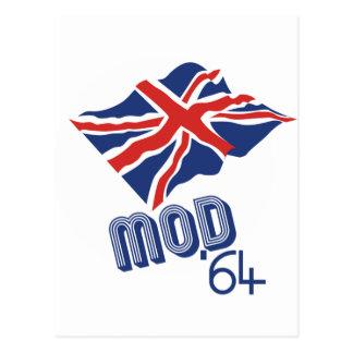 Carte Postale Mod 64