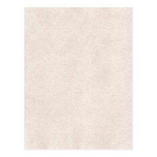 Carte Postale Modèle neutre vintage de papier d'antiquité de