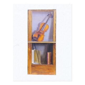 Carte Postale Moments avec Mozart 1980