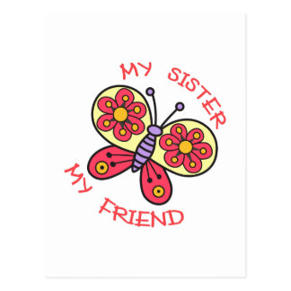 Carte Postale Mon ami