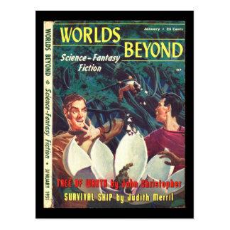 Carte Postale Mondes au delà d'art de _Pulp de v01 n02