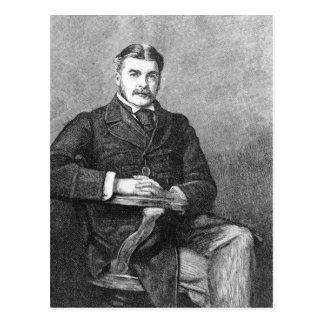 Carte Postale Monsieur Arthur Sullivan, gravé par C. Carter
