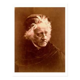 Carte Postale Monsieur John Frederick William Herschel