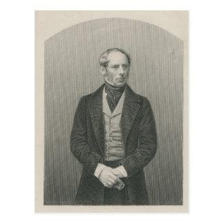 Carte Postale Monsieur John Somerset Pakington