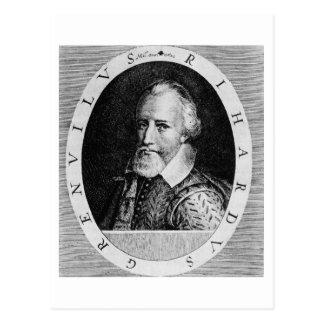 Carte Postale Monsieur Richard Grenville (c.1541-91), de