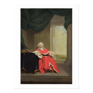 Carte Postale Monsieur Robert Chambers, c.1789 (huile sur la