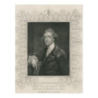 Carte Postale Monsieur William Jones de la 'galerie des