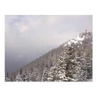 Carte Postale Montagne en parc national de Banff